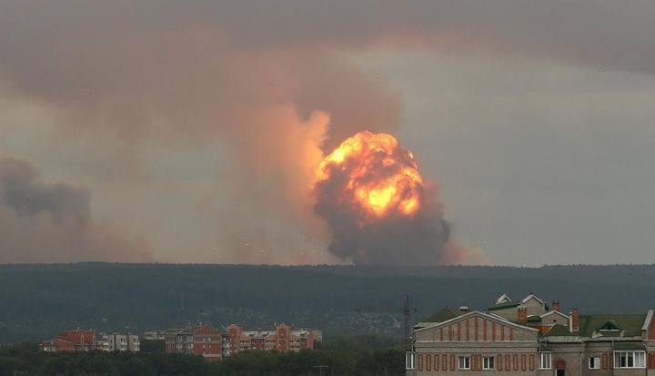 Accidente nuclear un Rusia dejó consecuencias catastróficas y alerta de radiación