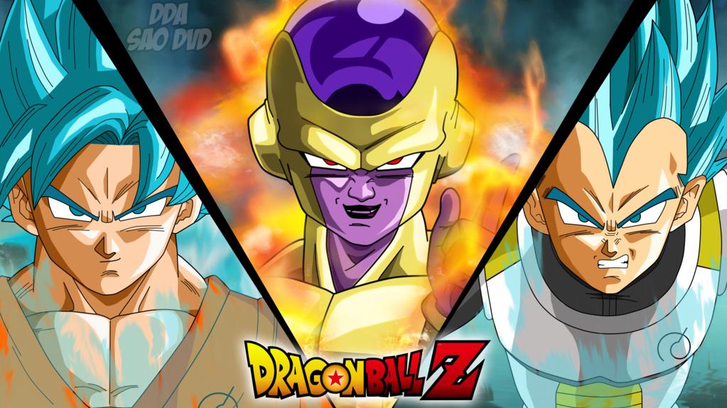 Al nivel de Cell y Majin Buu Goku, Vegeta y Freezer batallan contra el Coronavirus1