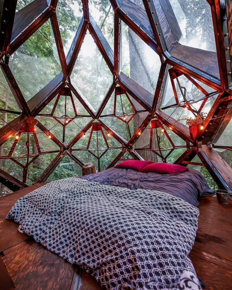 26. Descansar en esta habitación. ¿Te animas?