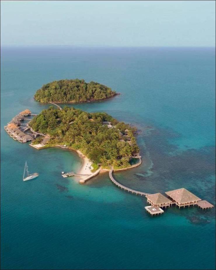 14. Para los amantes de las islas
