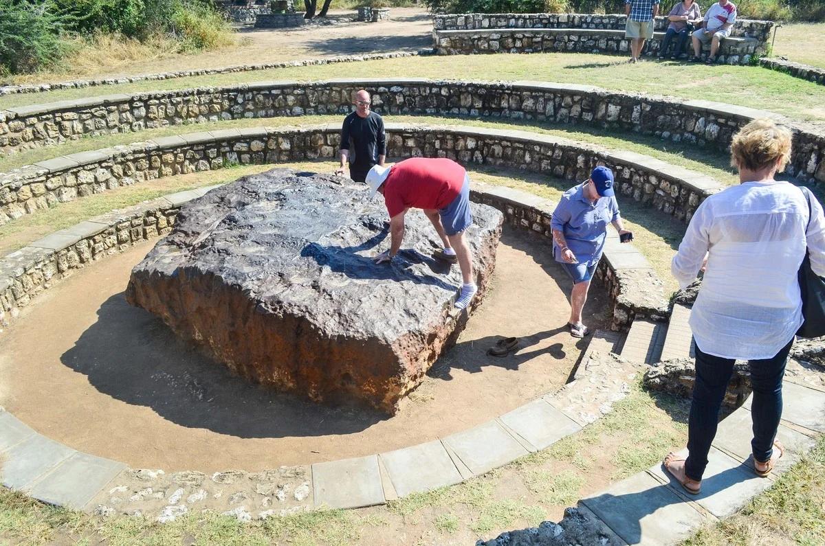 meteorito más grande