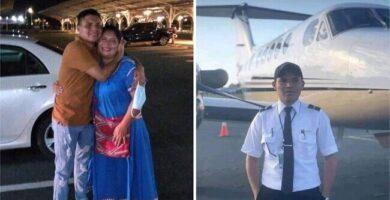 primer piloto indígena en Estados Unidos