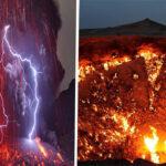 10 fenómenos naturales del planeta tierra